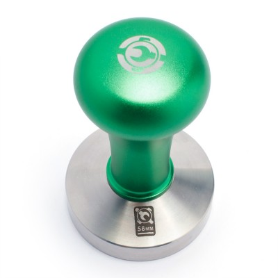 Dụng cụ nén cà phê cho máy pha Espresso (xanh lá)