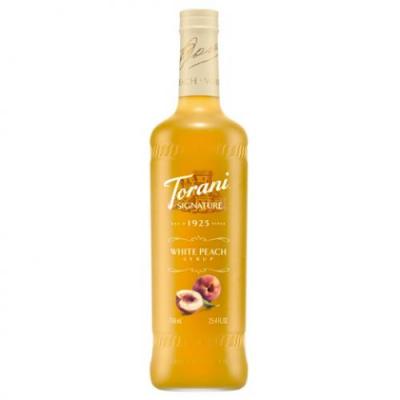 Syrup Torani  đào trắng