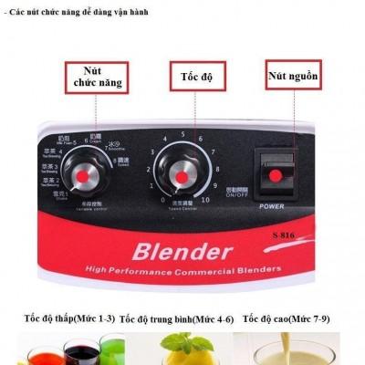 Máy đảo trà đa năng Blender