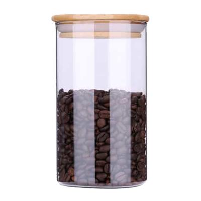 Hộp đựng cà phê thủy tinh Yami 1000cc