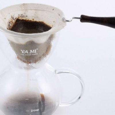 Dụng cụ pha Drip coffee 2-4 cup