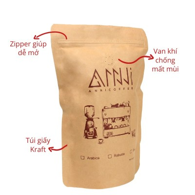 Cafe Hạt Moka