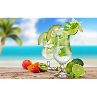 Syrup Torani Chai thủy tinh Hương Chanh (750ml) - Nhập khẩu Mỹ - Torani Lime Syrup, Siro Chanh - pha chế trà, trà sữa