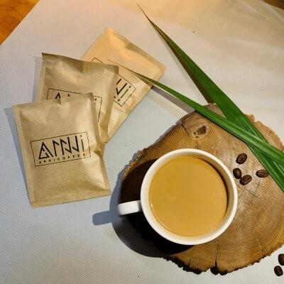 Drip Milk Coffee - Cafe sữa phin giấy