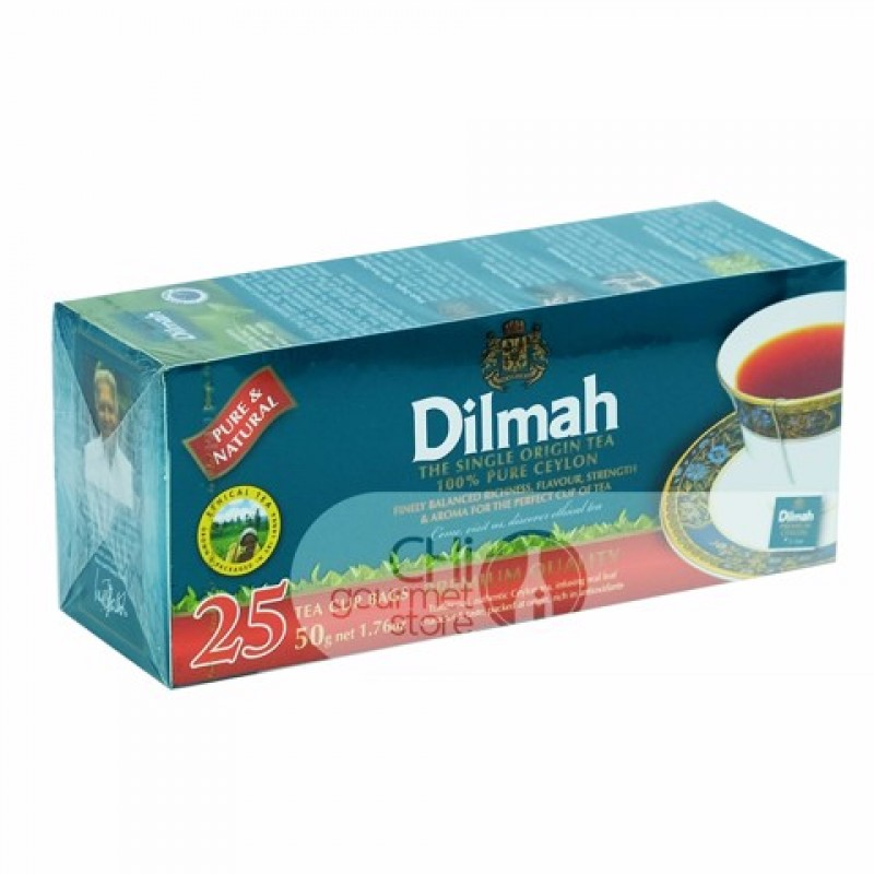 Trà Túi Lọc Trà Đen (Black Tea) - Dilmah