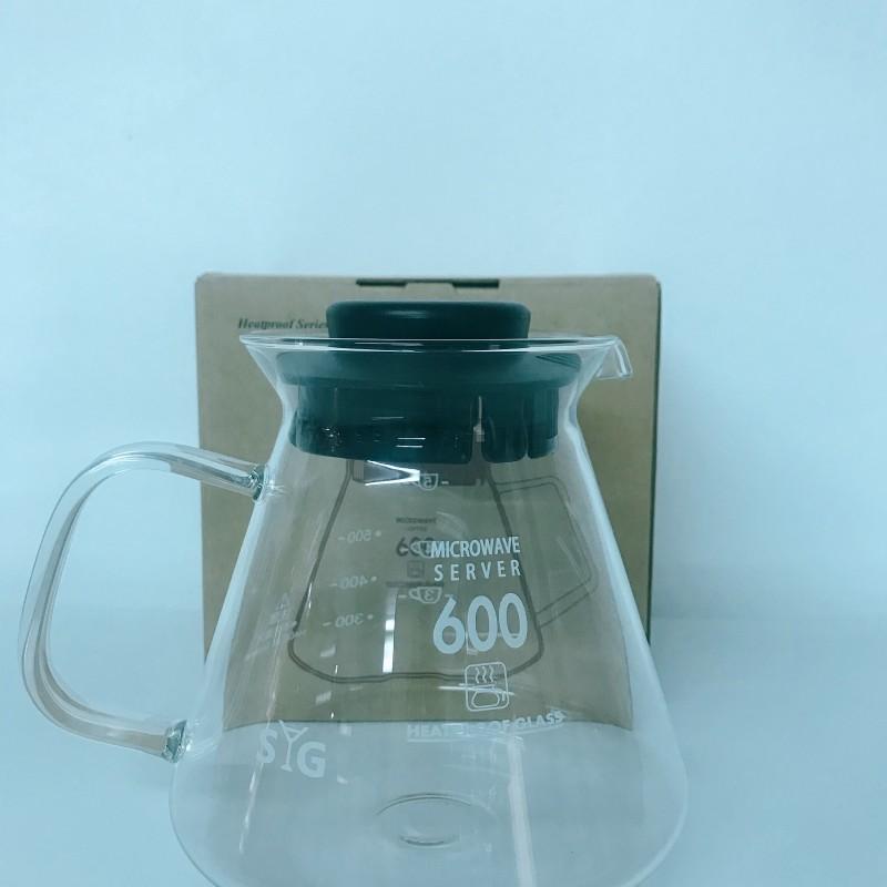 Bình phục vụ trà và cà phê tại bàn Taiwan 600ml