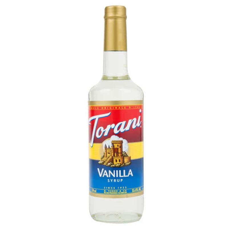 Syrup  Torani  Vani